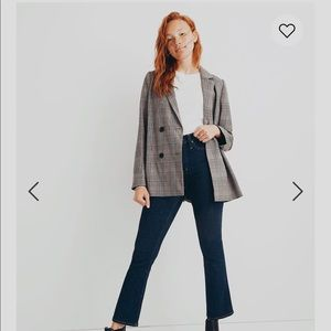 MADEWELL Blazer! NEW without tags